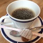レスト - 食後のコーヒー