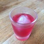 レスト - 食前酒 シソ酒