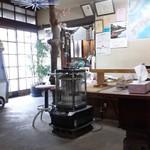 かくほん食堂 - 昭和な店内