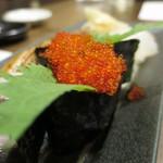 鮮魚菜彩 ゆうや - とびっこ