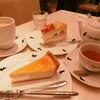 シャ・ノワール - 料理写真:ケーキセット2つ