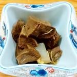 牛たん料理 雅 - 牛たん料理 雅@青葉通一番町 牛たん煮