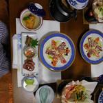 誓湖荘 - 料理写真:
