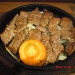 ホルモンバル - 立ち食いステーキ レギュラー 500円