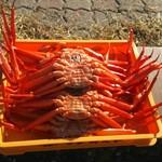 伝宝丸 - 蟹がっつり
