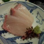 恵比寿 笹岡 - 小刺身