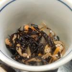 恵比寿 笹岡 - 小鉢