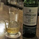 スペイサイドウェイ - ラフロイグ15年 創業200年特別ボトル