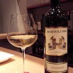 Brattoria - 白ワイン