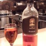 Brattoria - デザートワイン