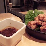 Brattoria - デミクグラスで食べる唐揚げ
