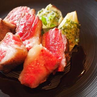 近江牛A5ランクの牛肉をご用意!!
