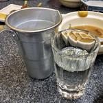 みやこや - 日本酒はグラスで(2016年10月)