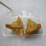 マントラ - 料理写真:サモサ