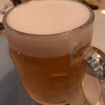 ダブル ドアーズ - 生ビール