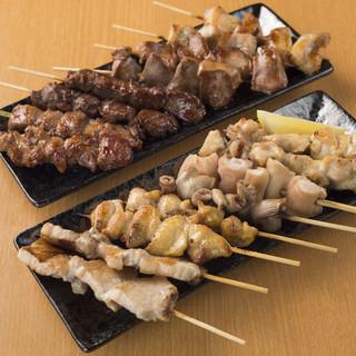 焼きトン【国産肉】【タレ】【焼き方】