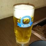 浅草 MJ - 生ビール。