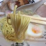 柊 - 柊ネクストこってり(1000円)麺リフト