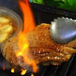 七条ツキトカゲ - 大人気厚切りサムギョプサルはお野菜もしっかり!!