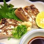 吾妻寿司 - 鰆たたき970円