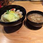 らーめん 煮干し裕次郎 Lab - つけ麺醤油