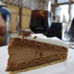 ラフレシール - チョコレートムースケーキ