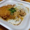 かつや - 料理写真:カツ丼の竹(120グラム、税込702円)
