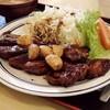 健康食堂 食ひで - 料理写真:健康食堂 食ひで(グローブ大トンテキ定食)
