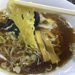 三吉 - 麺をりふと〜