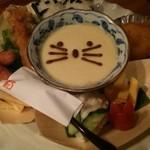 個室・炉端料理 かこいや - お子様ランチ 動物宴 980円