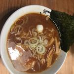 麺家 神明 - 焼き味噌ラーメン