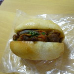 PANAPANA - 根菜と豚肉の甘辛ドッグ
