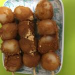 谷本萬寿堂 - 料理写真:団子