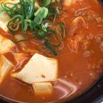 58174918 - 豆腐キムチチゲ