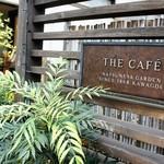 HATSUNEYA GARDEN CAFE - 店のネーム看板