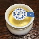 58176083 - 町村ミルクと卵のプリン