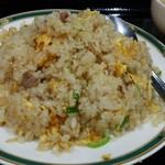 上海麺餃王 - セットのチャーハン。