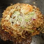 お好み焼本舗 - 料理写真:デラックス玉