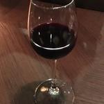 伊豆の華 - 尾花沢山ぶどうワイン 800円