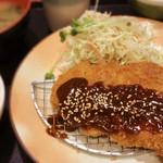 58176904 - 味噌カツ定食 690円