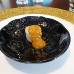 SESSION - 口直しの白菜とマスタードソース