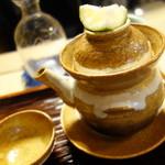Shirukou - 松茸の土瓶蒸し