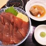 58178209 - マグロ漬丼(1380円税別)