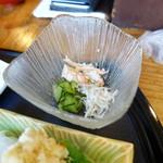松粂 - 酢の物