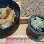 sobakirimiyota - 極みカツ丼セット