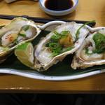 58181512 - 三重産の生牡蠣