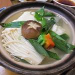 58181571 - 湯豆腐