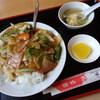 龍鳳 - 料理写真:五目あんかけ飯