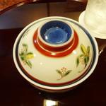 和菜 蔵 - 煮物椀は