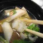 和菜 蔵 - 鱧や松茸はじめキノコ諸々、